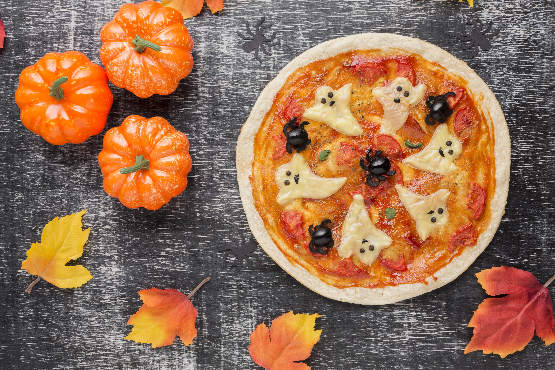 Halloween comida