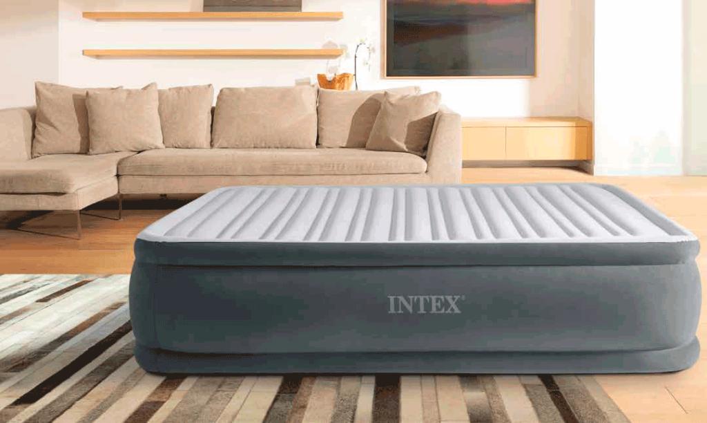 colchón hinchable doble Intex